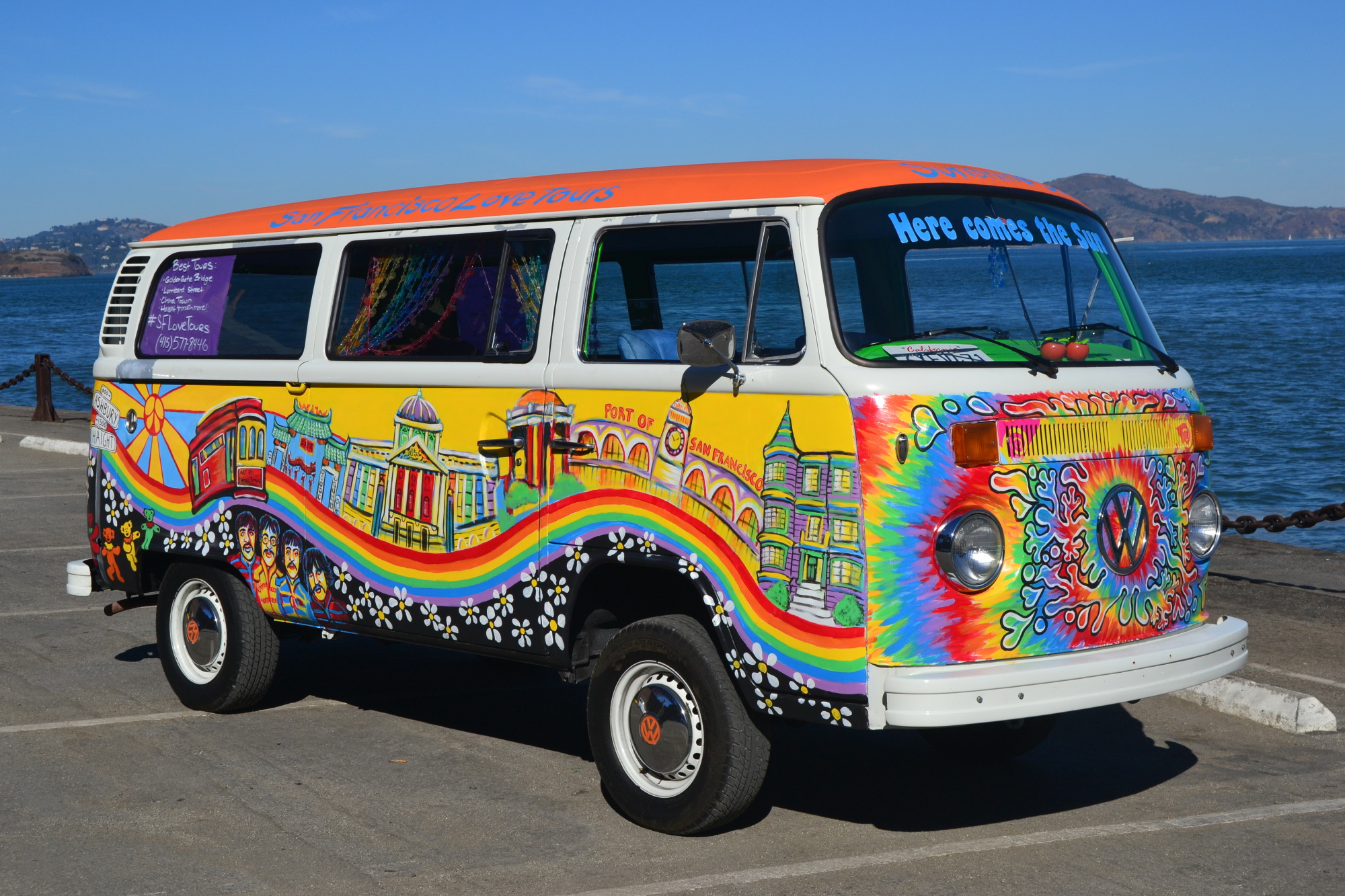 Image result for hippie bus