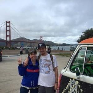 san francisco city tours couple