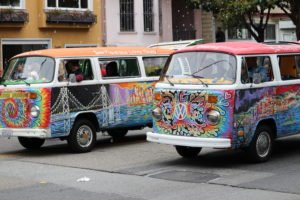 HIPPIE VW'S
