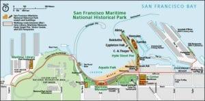 San Francisco Bay Map