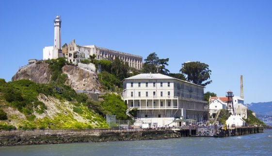 alcatraz island cruise